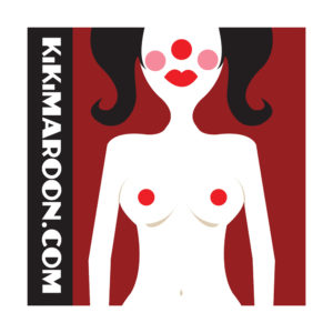 Sticker_KiKi_Maroon_Clown_Nose_Web